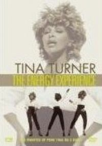 Cover Tina Turner - The Energy Experience [DVD]